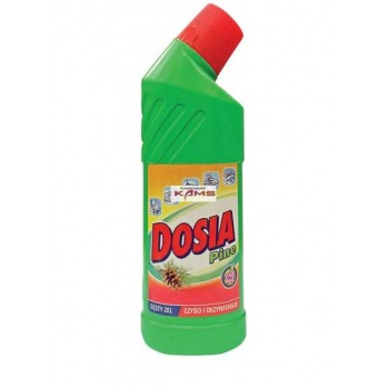 DOSIA-WC-ZELPIN 500 ml - gęsty żel do WC.